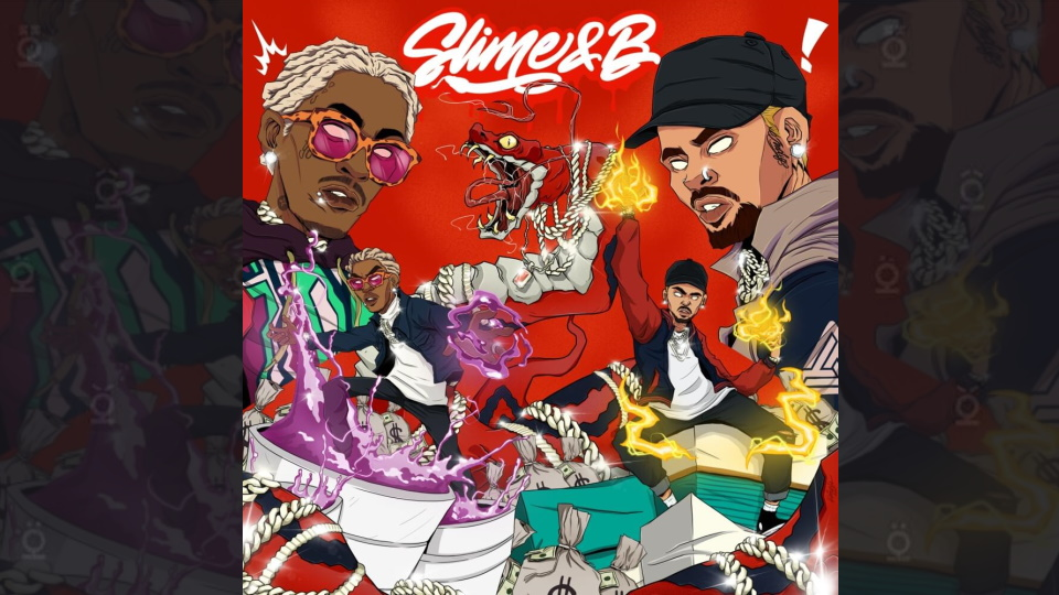 Mixtape от Chris Brown & Young Thug — «SLIME & B»